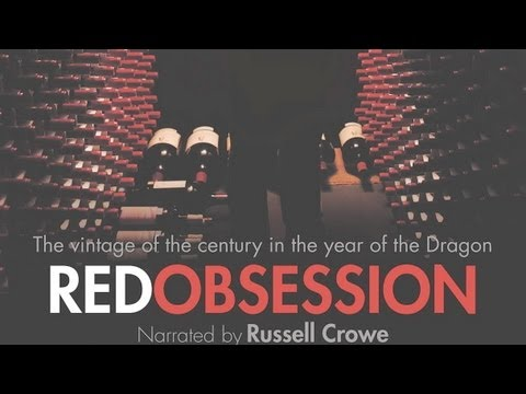 RED OBSESSION Documentary of China, Big Business & Wine w/ Dir. Warwick Ross