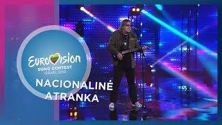"""Šarūnas Mačiulis - """"Traukinys"""" - Nacionalinė Eurovizijos atranka"""