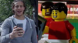 LegoGraphic Films | Ramadan Sobhi - Vodafone | اعلان فودافون رمضان صحبي