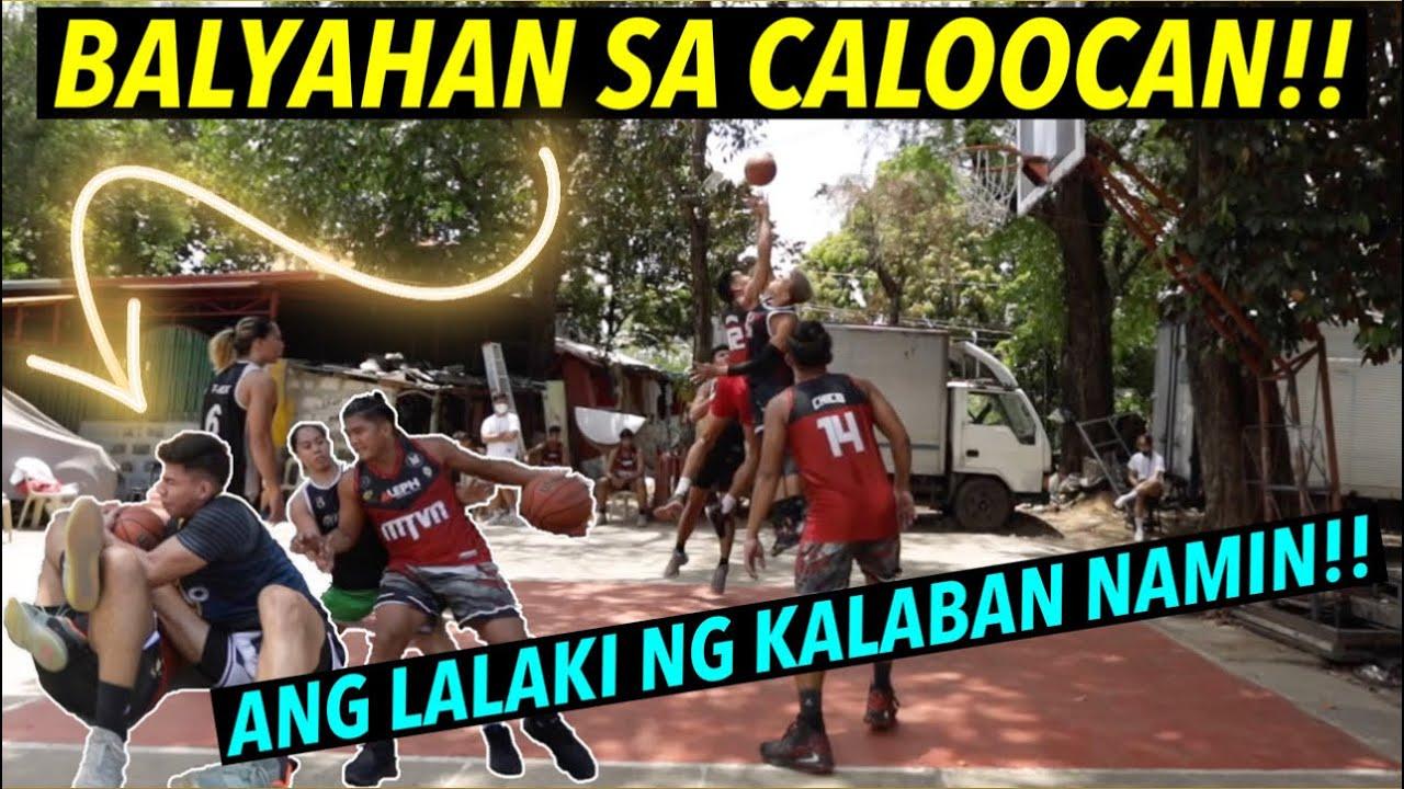 BALYAHAN SA CALOOCAN!! - ANG LALAKI NG KALABAN NAMIN | S.2. vlog 183