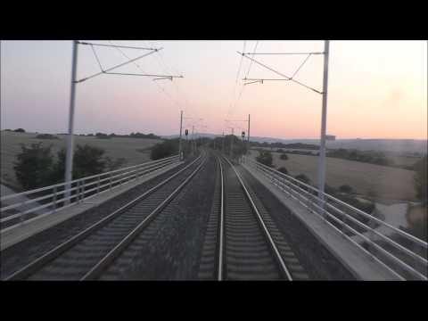 Vlaky: Trnava - Bratislava Hl. St.  Cabview 362
