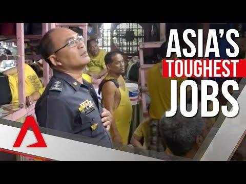 Asia's toughest jobs: Quezon City's 'loving, caring' jail officer