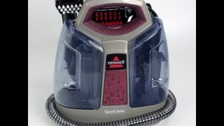 Bissell SpotClean 5207 Portable Carpet Spot and Stain Cleaner