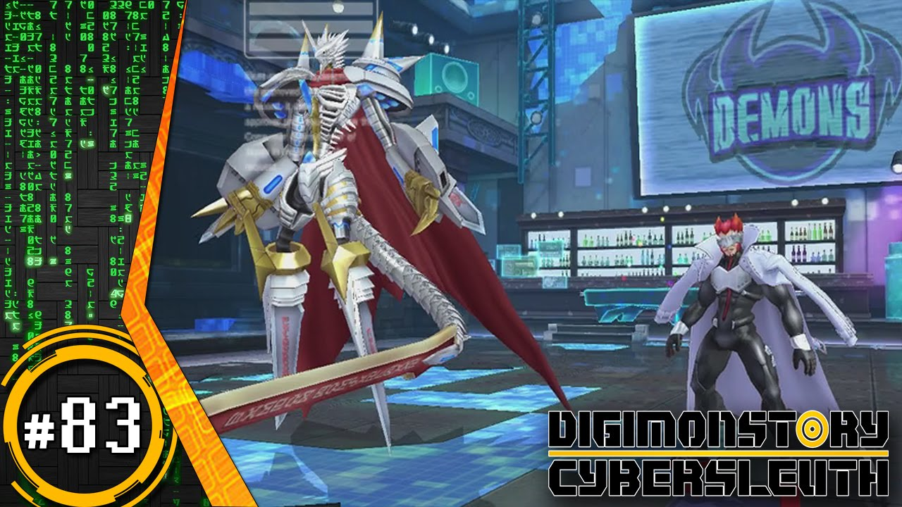 Digimon Story Cyber Sleuth Ep 83 Jesmon Gankoomon Great Challenge 6 Youtube Cyber sleuth hacker's memory & its complete edition. digimon story cyber sleuth ep 83 jesmon gankoomon great challenge 6