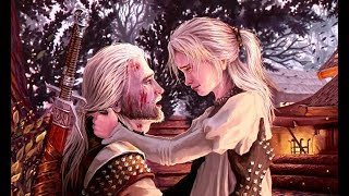 The Story of Ciri in the Witcher 1