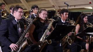 Kailua High School Jazz Bands, 2019 Spring Concert