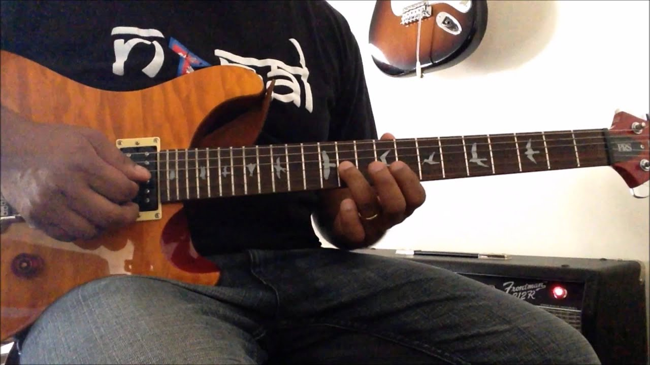 Dashain Tihar Guitar Lesson Youtube