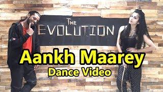 SIMMBA - Aankh Marey Dance Video | Neha Kakkar - Ranveer Singh | Mahaveer Singh Choreography
