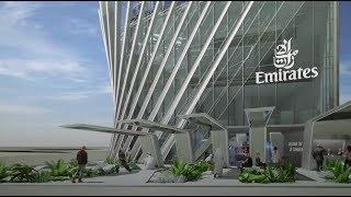 Expo 2020 I Emirates Pavilion