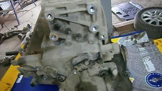 KIA CEED - Замена подшипников в механической коробке передач.