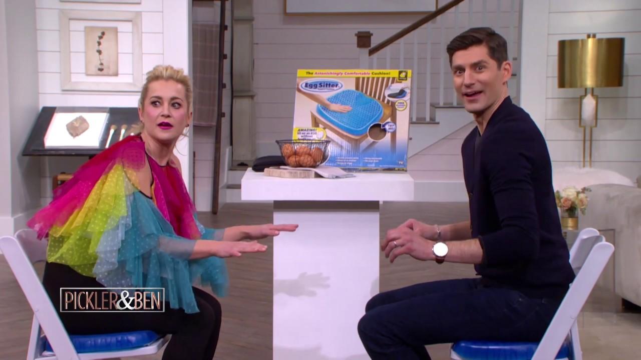Kristen Hampton Returns for More Product Testing - Pickler & Ben
