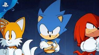 Sonic Mania - Pre-Order Trailer | PS4