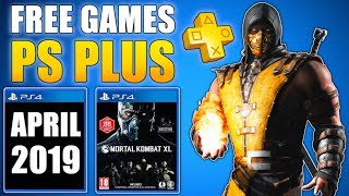 April 2019 FREE PS PLUS GAMES & Sony State of Play Stream News - Free PS4 Games April 2019 Leaked