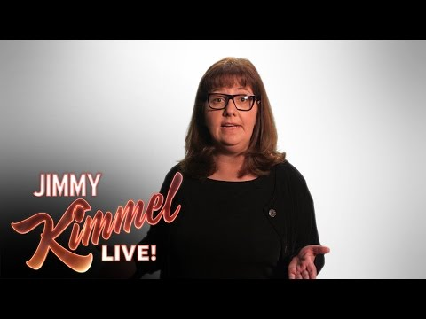 Jimmy Kimmel and Scientists on Climate Change