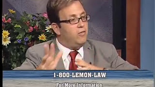 New Jersey Lemon Law Consumer Information I