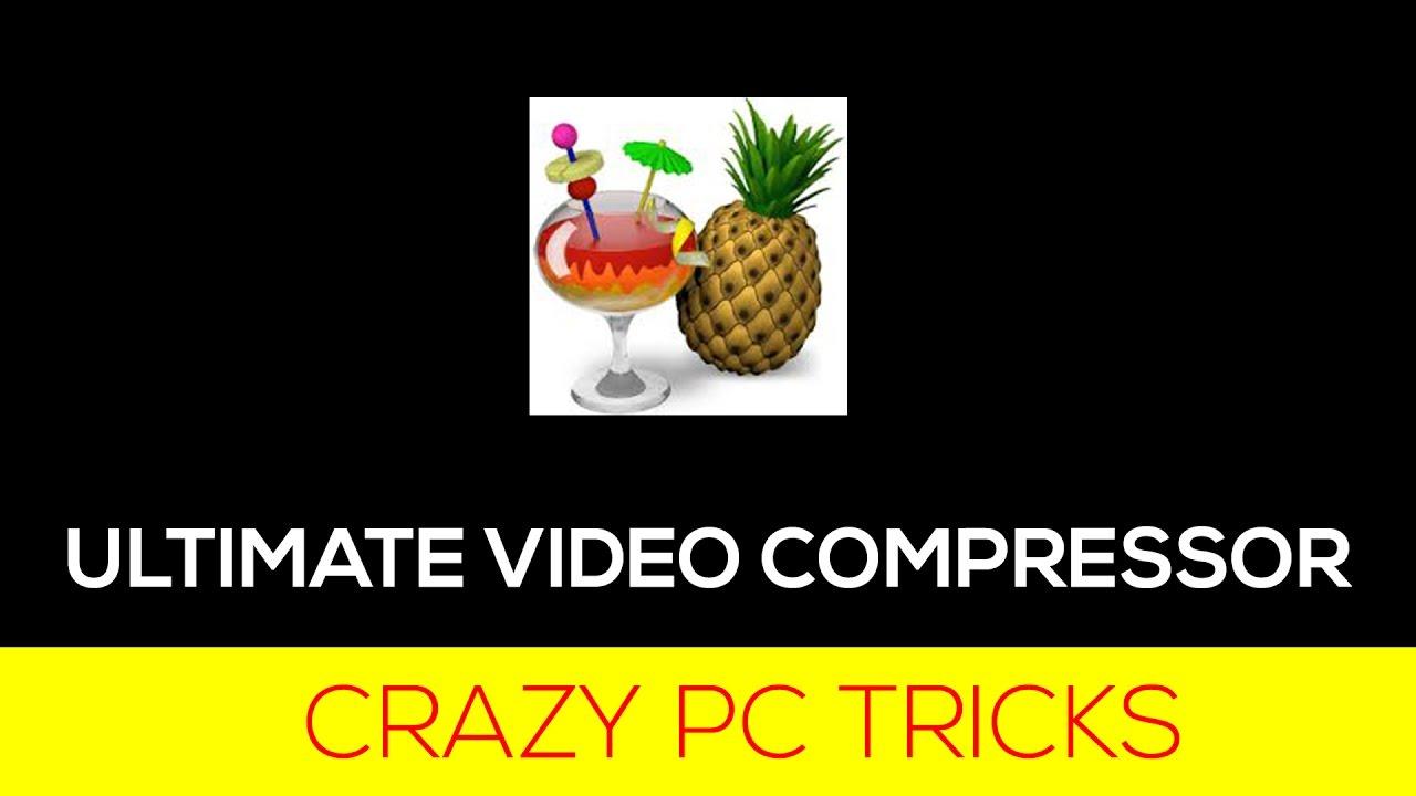 Video compressor for pc
