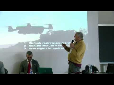 Meeting sugli APR da 300 grammi (Luca Masali e DroneZine) - Drone Channel TV