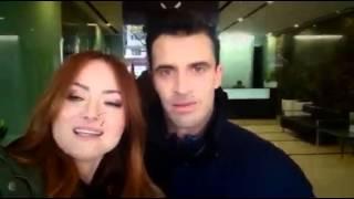 #ZakopaneBezSmogu - Ania Rusowicz i Staszek Karpiel-Bułecka