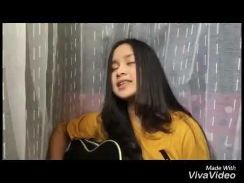 Anji - Menunggu Kamu cover Cewek Main Gitar suaranya Mantap