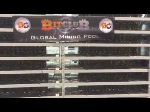 BitClub Network - Iceland Facility