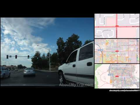 Spring Valley Parkway (Spring Valley, NV) to West Patrick Lane (Henderson, NV)