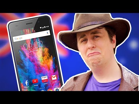 The Aussiest Smartphone Ever - Kogan Agora 8