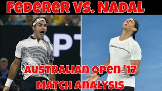 Federer Vs  Nadal Aussie Open Analysis + 3 Ways to Win More Points and Matches