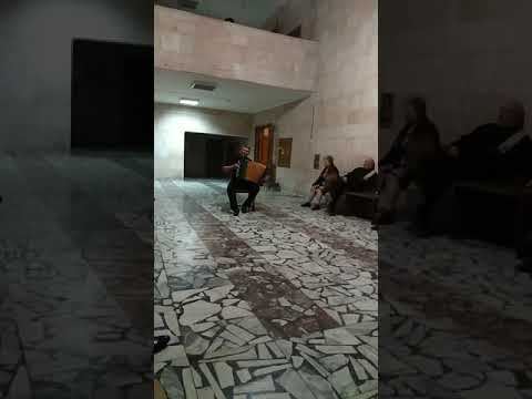 Вечер в санатории Истра