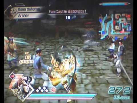 Dynasty Warriors 6 - How to unlock Cao Ren
