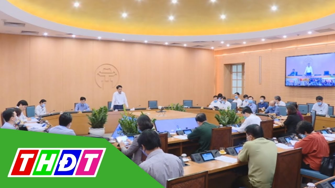 Hà Nội: Yêu cầu đóng cửa các cơ sở dịch vụ không thiết yếu | THDT