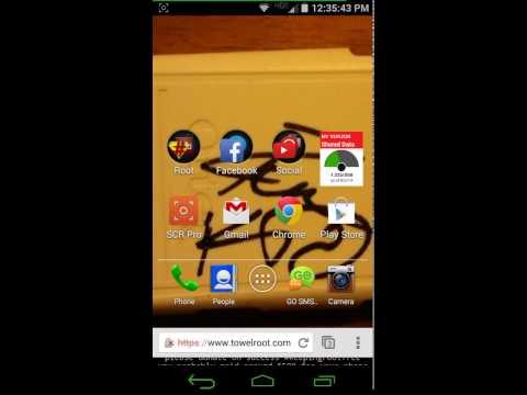 How to root your Motorola Droid Razr M (XT907)