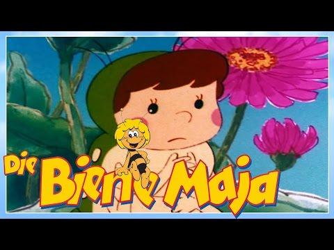 Die Biene Maja - Folge 15 - Maja und die kleine Raupe