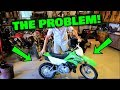 CAN WE FIX THE KLX!?
