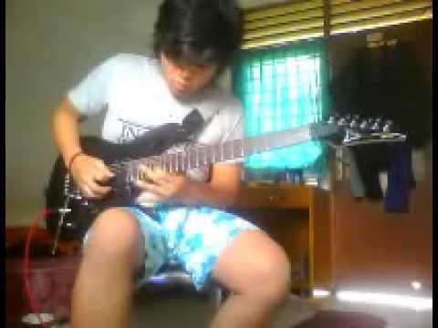 Gigi Basa Basi guitar cover