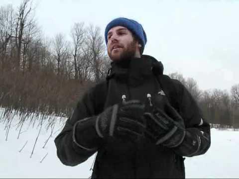 Montreal Travel: Snowshoeing on Mount Royal