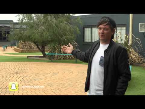 Chris Lilley on Holy Cross High