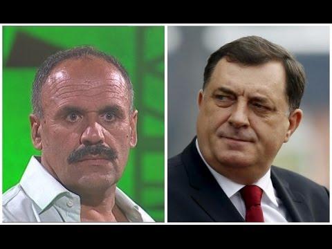 Duel Dodika i Zmaja od Šipova na predizbornom skupu VIDEO