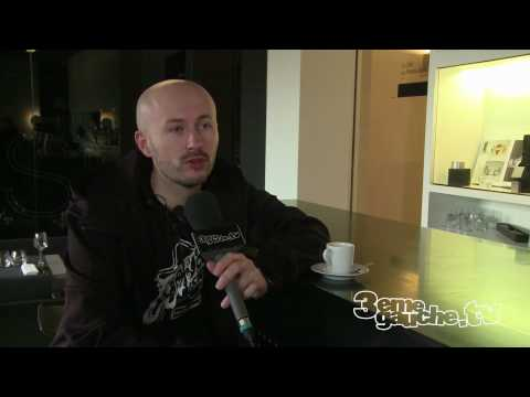 Un Café Avec Wax Tailor ! Interview