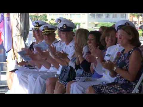 U.S.  Pacific Fleet Master Chief Susan Whitman Retirement Ceremony, HI, UNITED STATES, 01.12.2018