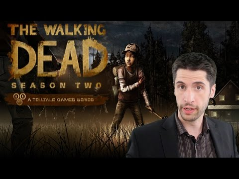 The Walking Dead - Season 2 game review