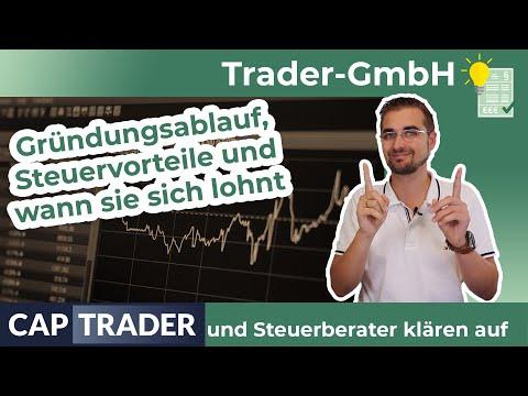 TRADER GMBH! - Wann lohnt sie sich und was musst du dazu wissen? - Aktien GmbH