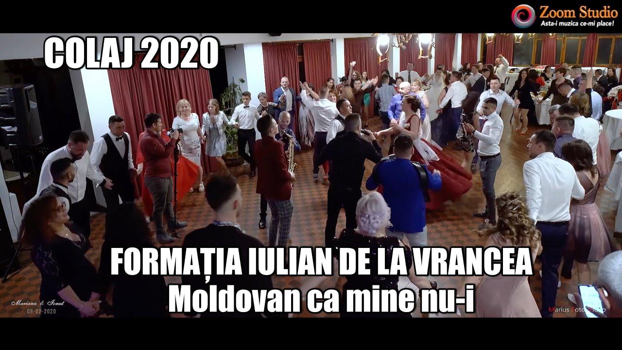 MOLDOVAN CA MINE NU-I|COLAJ 2020 - FORMATIA IULIAN DE LA VRANCEA - NUNTA SAN REMO - SUPER ATMOSFERA