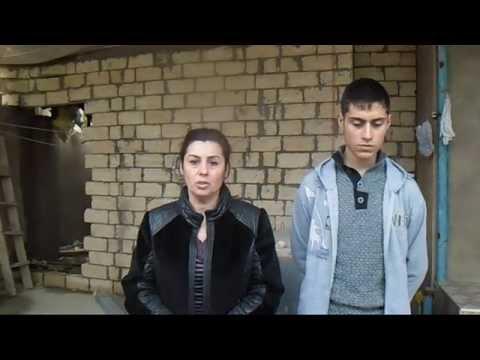 Binəqədi rayonunda İcra Hakimiyyətinin himayəsində olan reketlər sakinlərə divan tutdu