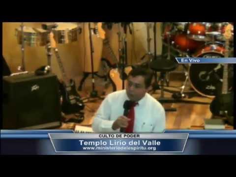 Culto de Poder del Templo Lirio del Valle Boquete el 5 de mayo de 2013