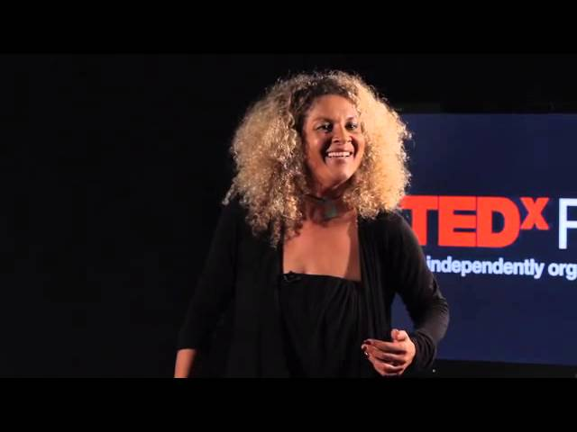 Voyage musical de la diversité: Laurence Beaumarchais at TEDxRéunion