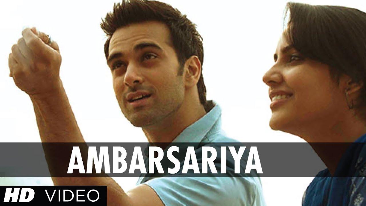 """Ambarsariya Fukrey"" Song By Sona Mohapatra | Pulkit Samrat, Priya Anand"