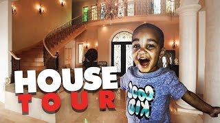 EMPTY NEW HOUSE TOUR!!! 👪🏡