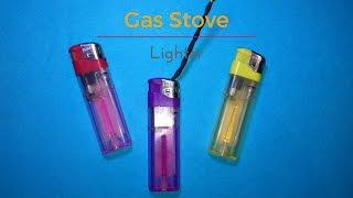 How to Make | DIY | gas stove lighter | Cigarette Lighter