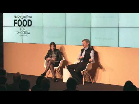Food For Tomorrow 2015 - Disruptions Coming to the Food Industry