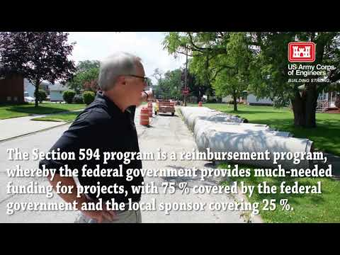 Parma, Ohio sees the benefits of the Ohio Environmental Infrastructure Program firsthand